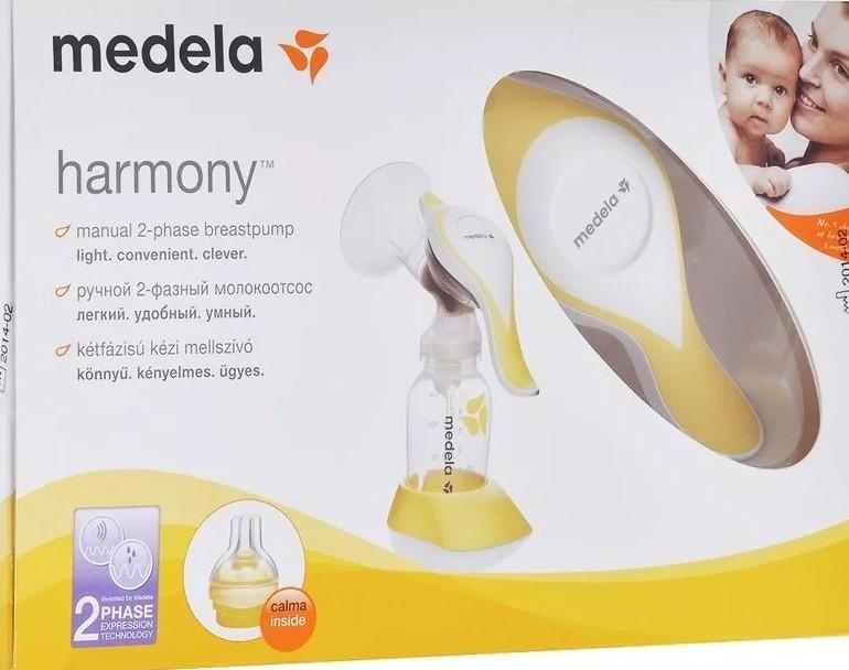 Ручной молокоотсос Medela Harmony отзывы