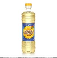 Масло подсолнечное Золотая семечка