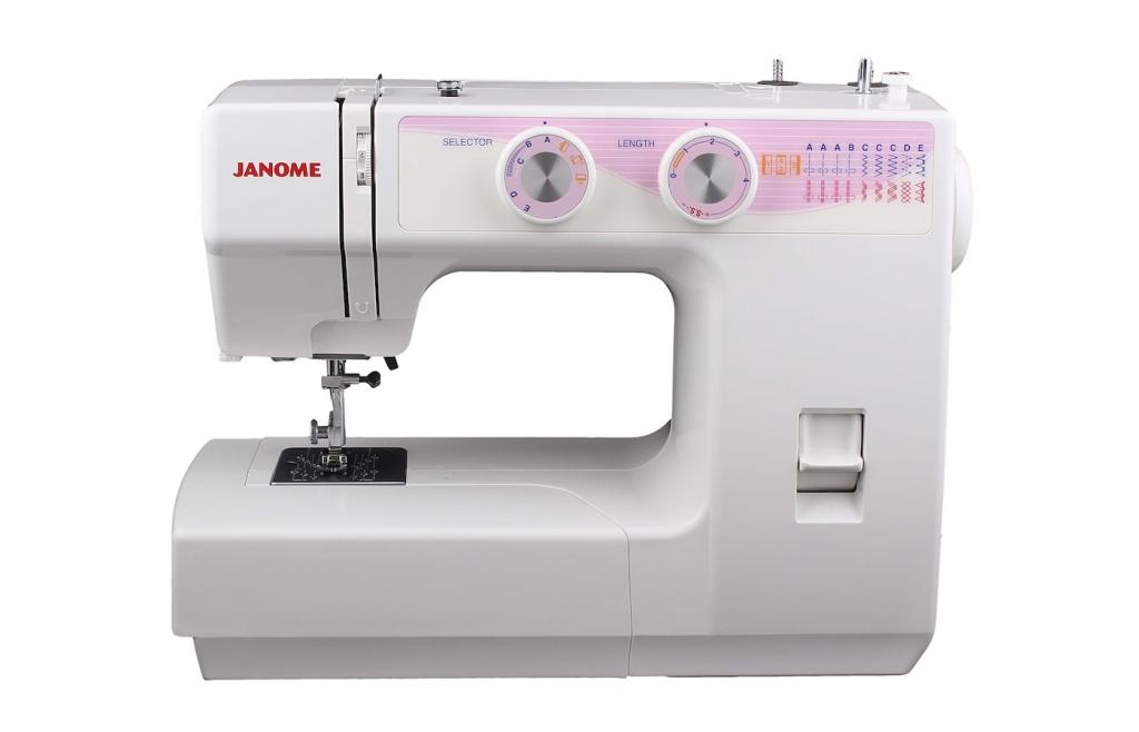 Ремонт швейных машин Janome