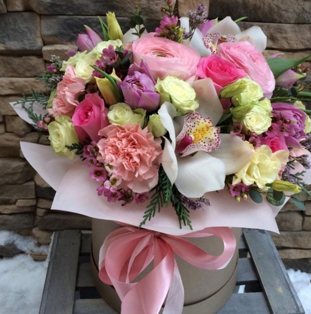 Rukkola flowers