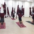 Отзыв о Аэройога студия Владимирская: Йогатерапия для спины в гамаках