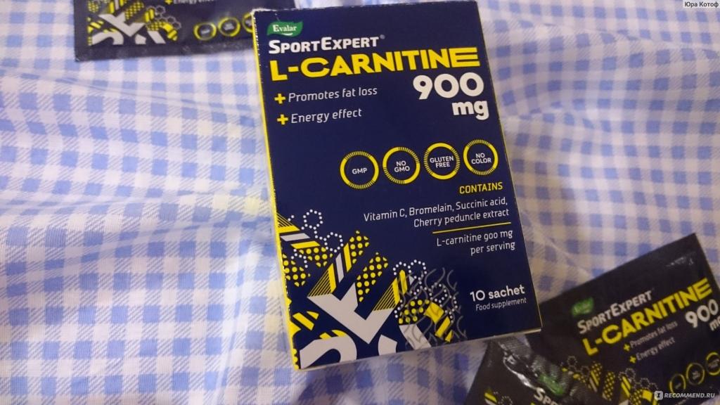 SportExpert L-carnitine 900