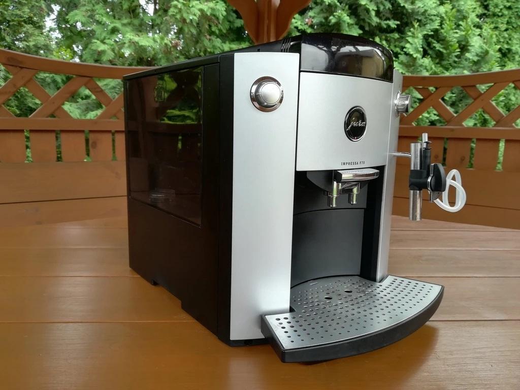 Сервис по ремонту кофемашин JURA