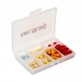 Отзыв о Контейнер для капсул и таблеток BeFirst: Цена - класс!