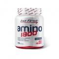 Отзыв о Be First Аминокислоты Amino 1800 210 таблеток: я доволен.