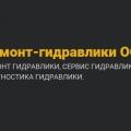 """Отзыв о Ремонт-гидравлики hydraulics-service.ru: ООО""""Ремонт-Гидравлики"""""""