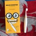 """Отзыв о Детская зубная щётка """"Brush monster"""": Очищает очень хорошо зубы и легенькая такая)"""