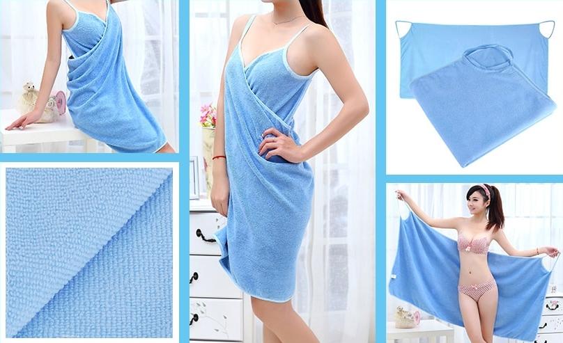 Полотенце-платье «Так Удобно»