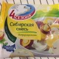 Отзыв о Сибирская смесь 4 Сезона: Вкусная смесь с суровым названием