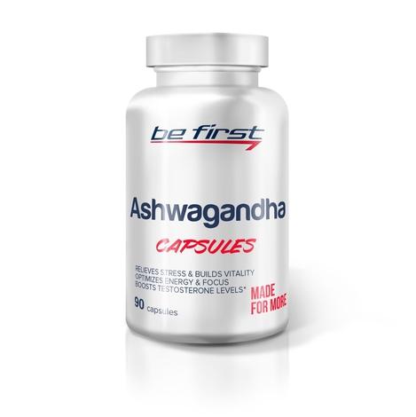 Be First Ashwagandha (Ашваганда) 90 капсул