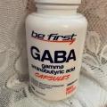 Отзыв о Be first GABA capsules, 120 капсул: Все прошло на приеме ГАМк.