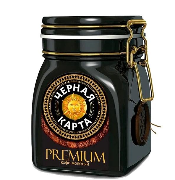 Кофе Черная карта premium