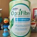 Отзыв о Optifibre ( Оптифайбер): Лучшее средство для восстановления работы кишечника