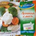 Отзыв о Летние овощи 4 Сезона: Быстро, вкусно и очень полезно