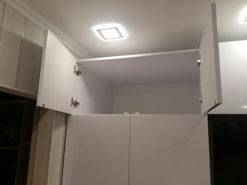 """Шкаф со встроенным туалетным столиком от """"Мебель Москва"""""""