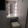 """Отзыв о Шкаф со встроенным туалетным столиком от """"Мебель Москва"""": Шкаф со встроенным туалетным столиком"""