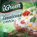 Отзыв о Гавайская смесь IGreen: Радость приобретения сменилась разочарованием после приготовления