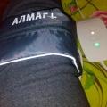 Отзыв о Алмаг+: А+ - то, чего мне не хватало в лечении!