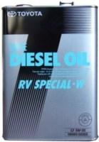 Toyota Diesel Oil RV Special W 5W-30 4L