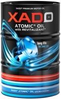 XADO Atomic Oil 15W-40 SJ/CG-4 Silver