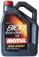 Motul 8100 Eco-Clean 5W-30