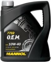 Mannol 7702 O.E.M. 10W-40