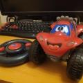 Отзыв о Машинка Chicco Билли-большие колеса: Отличный внедорожник для малышей.