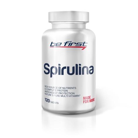 Be First Spirulina 120 таблеток