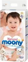 Moony Natural Diapers L / 40 pcs