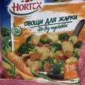 Отзыв о Овощи для жарки ТМ «Хортекс»: Можно найти и лучше