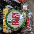 Отзыв о Капсулы Fairy platinum all in one: Отлично отмывает посуду даже на быстрой программе