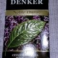 Отзыв о Чай Denker Noble Thyme с чабрецом в пакетиках: Полезный чай с чабрецом Денкер «Нобл Тайм»
