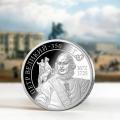 Отзыв о Памятная медаль петр 1 от Императорского монетного двора: бесплатная медаль в честю Петра Великого