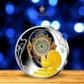 """Отзыв о Медаль """"Яйцо Петушок"""" Императорский монетный двор: памятная медаль, посвященная яйцу Петушок."""