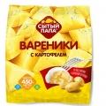 Отзыв о Вареники с картофелем Сытый папа: Очень вкусные, всем нравятся