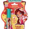 Отзыв о Enchantimals Фелисити Лис и Флик Детский блеск для губ «Смелое манго»: Приятный, хороший блеск