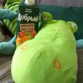 Отзыв о Сок Добрый Яблоко - Цитрус: очень вкусный сок, богатый на витамины - то, что нужно в зимний период