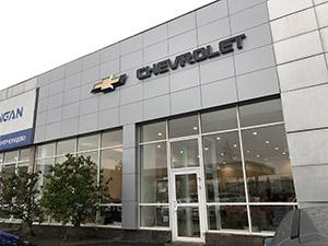 Chevrolet Центр Кунцево