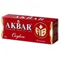 Отзыв о Черный чай Akbar Сeylon АВ: Крепкий чай от Акбар