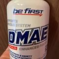 Отзыв о be first Dmae: Отличная добавка