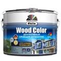 Отзыв о Антисептик кроющий для древесины Dufa Wood Color: Dufa wood color порадовала своим высоким качеством