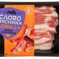 Отзыв о Бекон свиной Слово Мясника для гриля охлажденный: Подходит для разных блюд