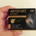 Отзыв о Артефорт: Крем Артефорт помогает восстановить суставы