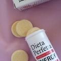 Отзыв о Диета Перфетта Energy. Шипучие таблетки: Диета Перфетта Энергия для повышения выносливости при физических нагру