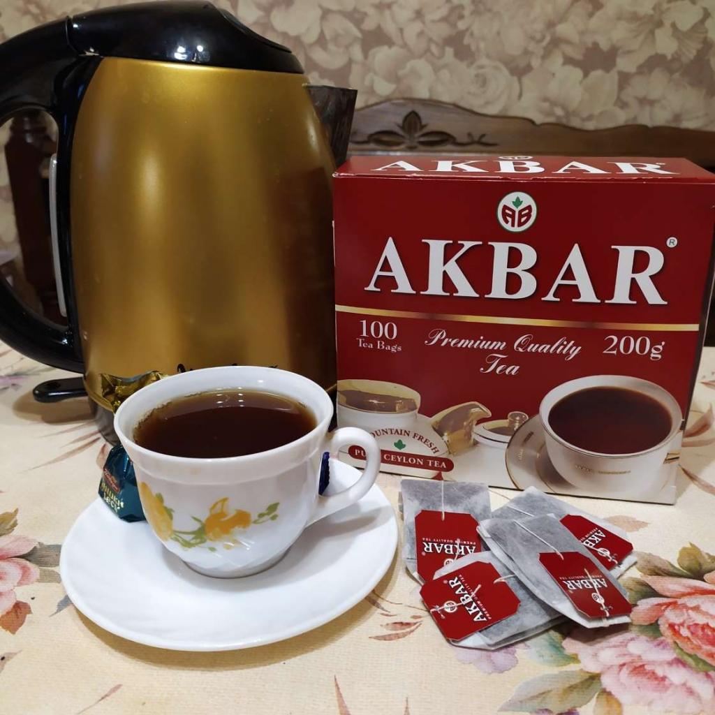 чай акбар отзывы экспертов